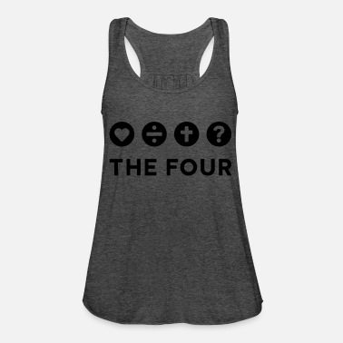 THEFOUR high - Women's Flowy Tank Top