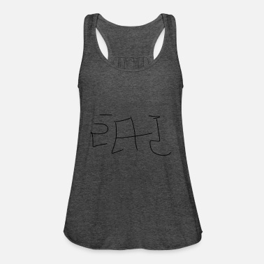 Character character - Women's Flowy Tank Top