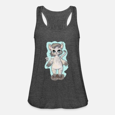 kawaii Animal - Frauen Flowy Tanktop
