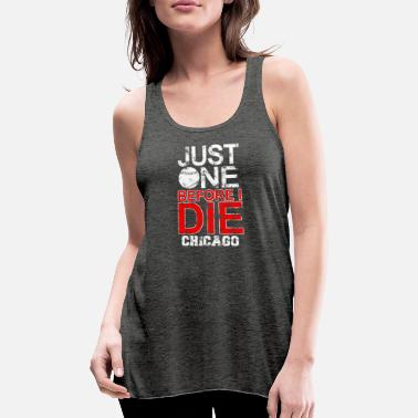 Baseball Just one Chicago - Baseball - Frauen Tank Top von Bella