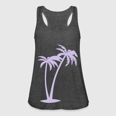 Palm Trees AllroundDesigns - Women's Tank Top by Bella