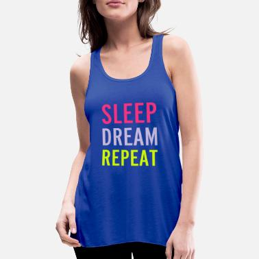 Sleeping Sleep - Women's Tank Top by Bella
