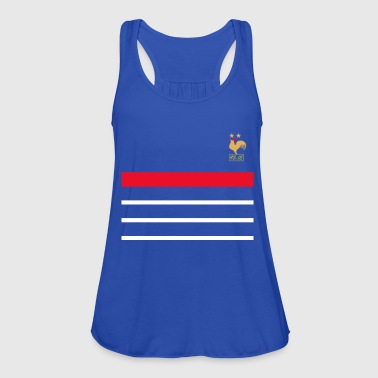 The France world champion 2018 retro - Women's Tank Top by Bella