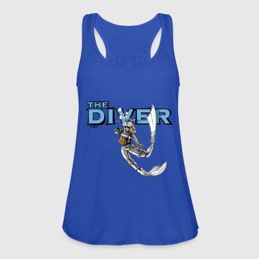 Scuba the_diver - Women's Tank Top by Bella