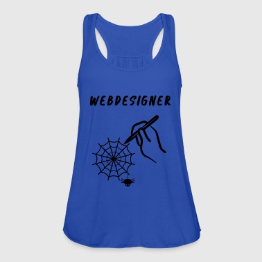 Web designers - Women's Tank Top by Bella