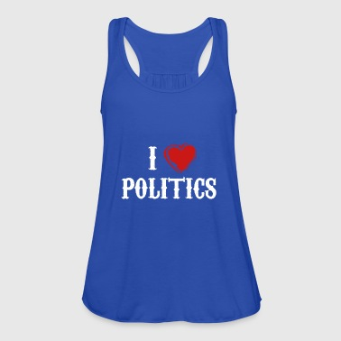Politics love government gift - Women's Tank Top by Bella