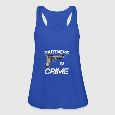 Partner of Crime Partners in Crime Idea - Women's Tank Top by Bella