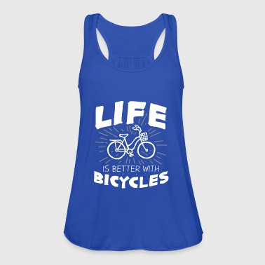 wheel - Women's Tank Top by Bella