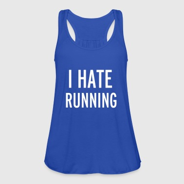 Hate Running - Top da donna della marca Bella