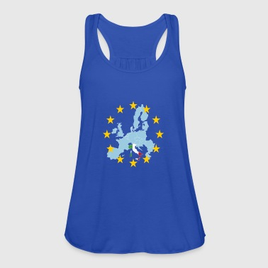Eu EU Italia (EU Italy) - Women's Tank Top by Bella