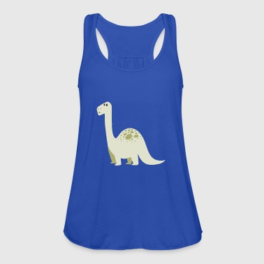 long neck - Women's Tank Top by Bella