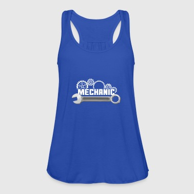 Mechanic Mechanic mechanic - Women's Tank Top by Bella