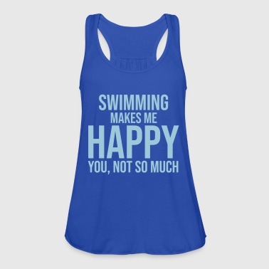 Swimmer swimmer - Women's Tank Top by Bella