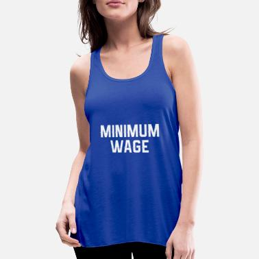 Minimum Minimum balance - Women's Flowy Tank Top