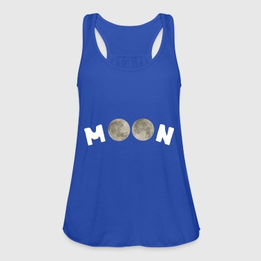 Moon - Women's Tank Top by Bella