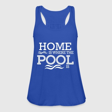 Swimmer Gift - Swimming lifeguard water - Women's Tank Top by Bella