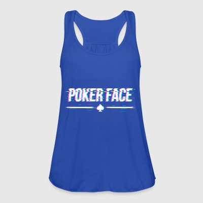 Pokerface - Frauen Tank Top von Bella