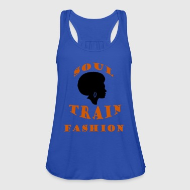 Soul Train Fashion - Frauen Tank Top von Bella