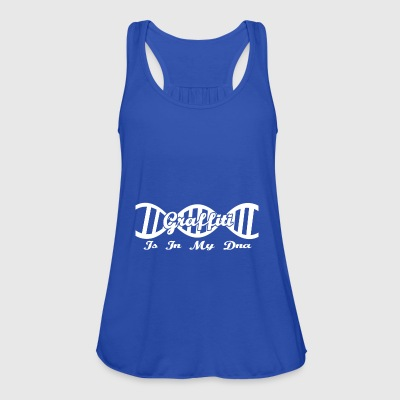 Dns dna evolution hobby gift Graffiti - Women's Tank Top by Bella