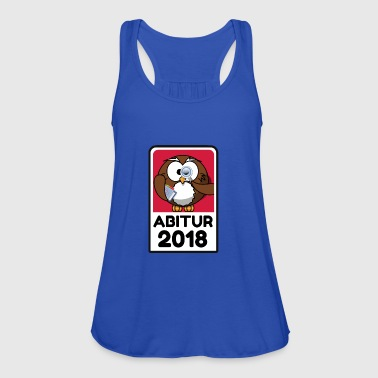 High School 2018 Shirt - ABI Owl - Dame tanktop fra Bella