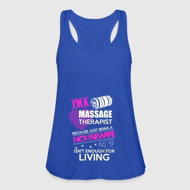 Housewife Massage Physio Gift - Women's Tank Top by Bella