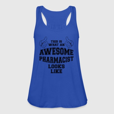 This is what an awesome pharmacist looks like Gift - Women's Tank Top by Bella