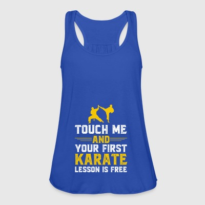 Gift for karate fighter, poison karate fighter - Women's Tank Top by Bella
