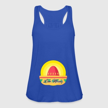 LOVE MEXICO - Women's Tank Top by Bella