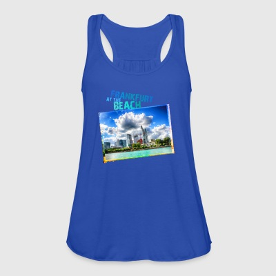 Frankfurt at the Beach - Women's Tank Top by Bella