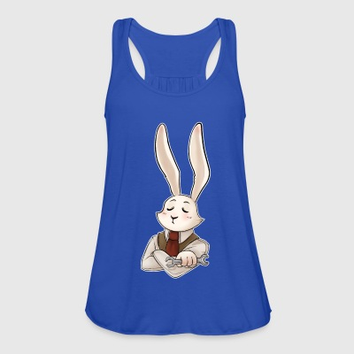 Rabbit - Women's Tank Top by Bella