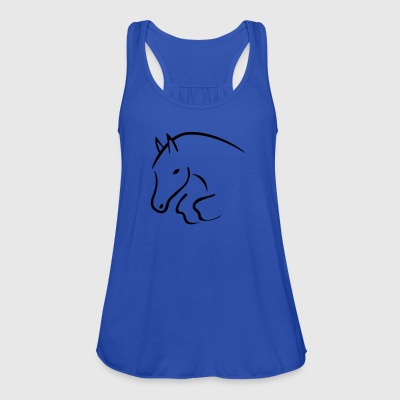 6061912 127968129 Jumping horse - Women's Tank Top by Bella
