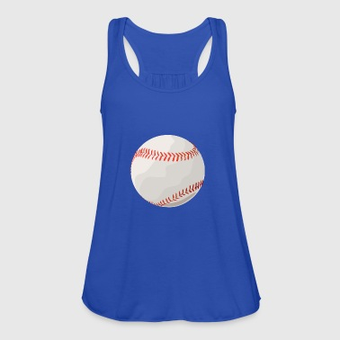 Baseball Softball Sport - Frauen Tank Top von Bella