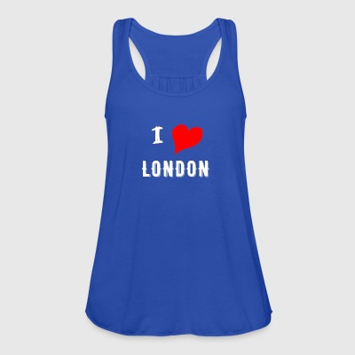 I Love london - Frauen Tank Top von Bella