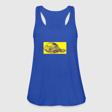 turtle - Women's Tank Top by Bella