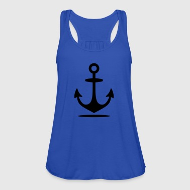 anchor - Women's Tank Top by Bella