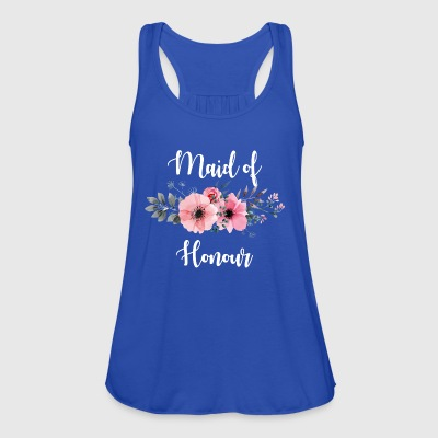 Maid of Honour.Bridesmaids Gifts.Hen/ Bachelorette - Women's Tank Top by Bella