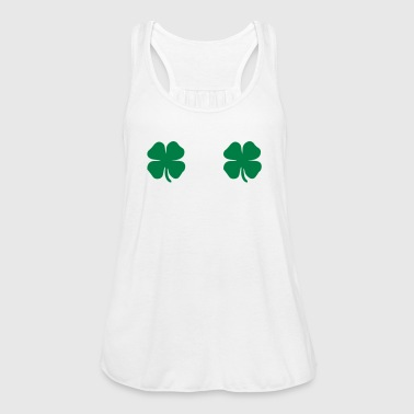 Shamrock - Tank top damski Bella
