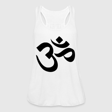 Om Ornament - Tank top damski Bella