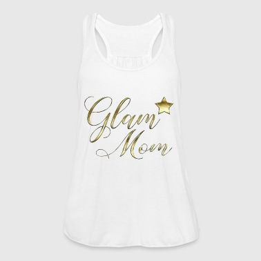 Glam mom - Women's Tank Top by Bella
