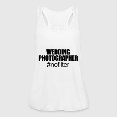 Wedding Photographer - Women's Tank Top by Bella
