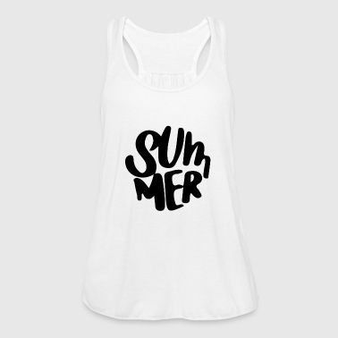 Summer summer - Women's Tank Top by Bella
