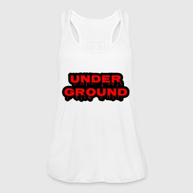 Underground - Women's Tank Top by Bella