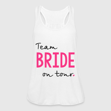 Team Bride on Tour - Frauen Tank Top von Bella