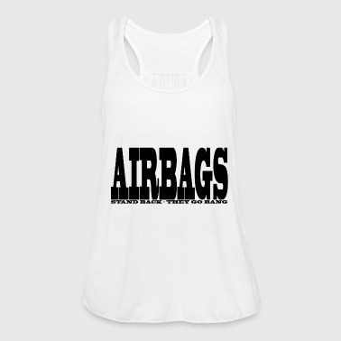 AIRBAGS - Women's Tank Top by Bella