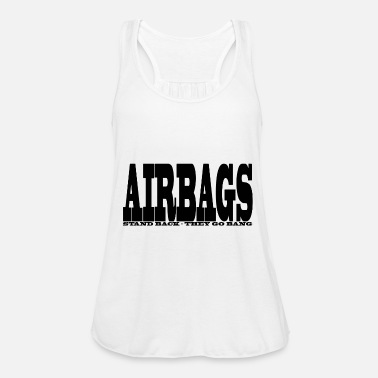 Hooters AIRBAGS - Women's Tank Top by Bella