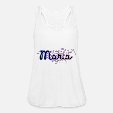 First Name Maria name first name - Women's Tank Top by Bella