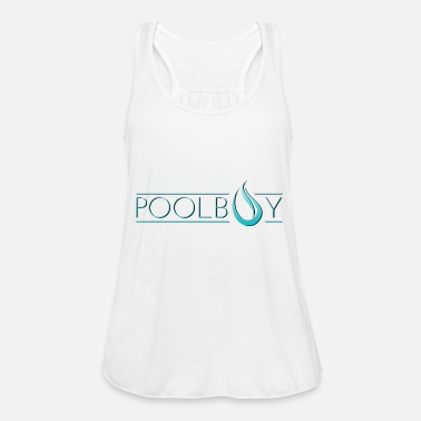 Pool Poolboy Pool Pool 1 - Dame tanktop fra Bella