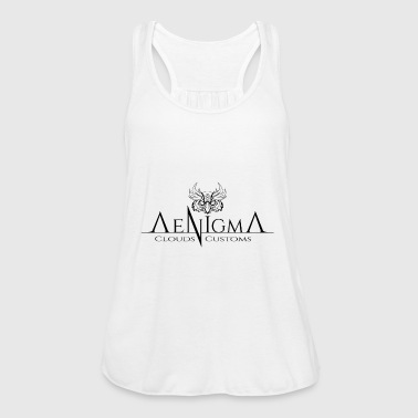 Plain Aenigma.Clouds Plain - Women's Tank Top by Bella