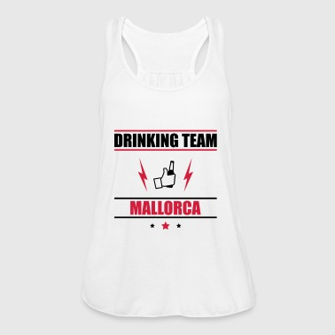 Drinking Team Mallorca - Women's Tank Top by Bella