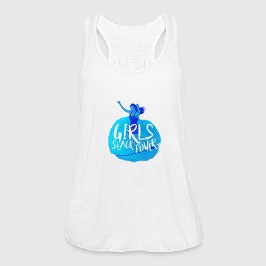Slack Girls Slack Power - Women's Tank Top by Bella